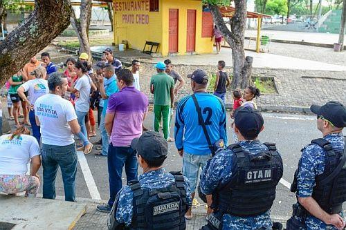 Venezolanische Geflüchtete in Boa Vista / Bildquelle: ihu-unisinos