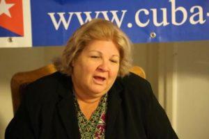 Dr. Aleida Guevara / Foto: Italo Cherubini