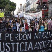 Drei Jahre ohne die 43 aus Ayotzinapa