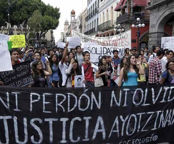 Ayotzinapa Demo