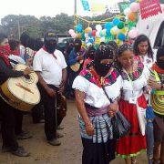 Marichuy als indigene Kandidatin für die Präsidentschaftswahlen 2018 registriert