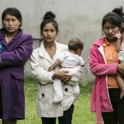 Indigene Shuar kämpfen gegen den Bergbau