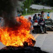 Kolumbiens Indigene kritisieren Polizeigewalt