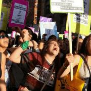 Feministische Stimmen gegen machistische Gewalt