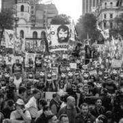 Familie von Santiago Maldonado fordert Gerechtigkeit