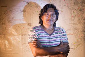"""Leonardo Tello, Direktor des Community-Radios """"Radio Ucamara"""" in Nauta / Foto: © Juanjo Fernandez"""