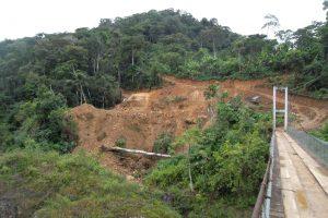 illegaler Bergbau