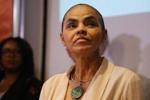 2. Dezember 2017: Marina Silva erklärt, dass sie zur Präsidentschaftswahl antreten will / Foto: Sir.Leo Cabral / CC BY 2.0