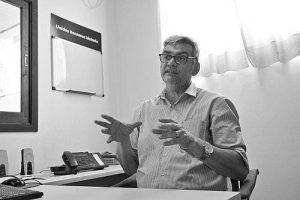 Rafael Freire / Foto: Federico Gutiérrez, la diaria