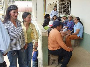 Der Gang zum Arzt findet in Lateinamerika häufig gar nicht statt: zu teuer, die Menschen sind nicht versicher / Foto: Universidad Técnica Particular de Loja, cc-by-nc-sa-2.0