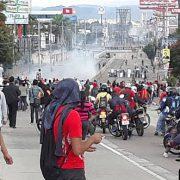 Nach Wahlen in Honduras: Proteste trotz Ausgangssperren