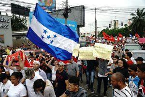 Proteste nach den Wahlen / Foto: desinformemonos