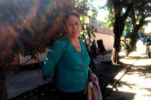 María Adela hatte einen Friseursalon. Es gibt ihn nicht mehr / Foto: José Luna, desinformemonos
