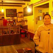 Würdige Arbeit selbstorganisiert. Frauen aus Chachapoyas