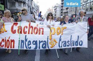 Sechster Marsch für Barrierefreiheit und Inklusion von Menschen mit Behinderungen / Foto: Alessandro Maradei, la diaria
