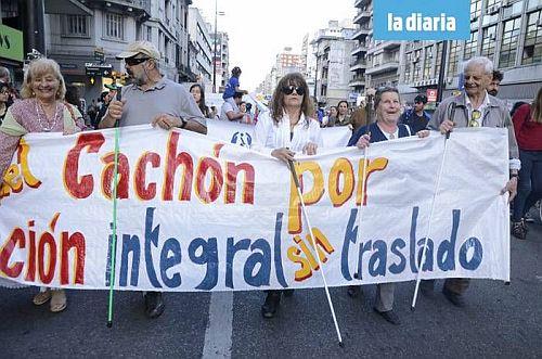 Sechster Marsch für Barrierefreiheit und Inklusion von Menschen mit Behinderunge
