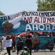 Steht das Wasserkraftwerk Alto Maipo vor dem Aus?