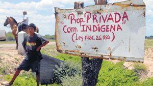 Indigene Argentinien