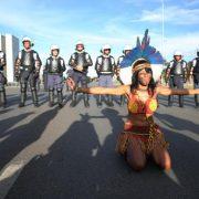 Indigener Protest
