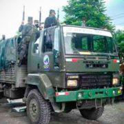Militär stoppt Proteste gegen Wahlbetrug