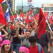 Tausende demonstrieren gegen Wahlbetrug
