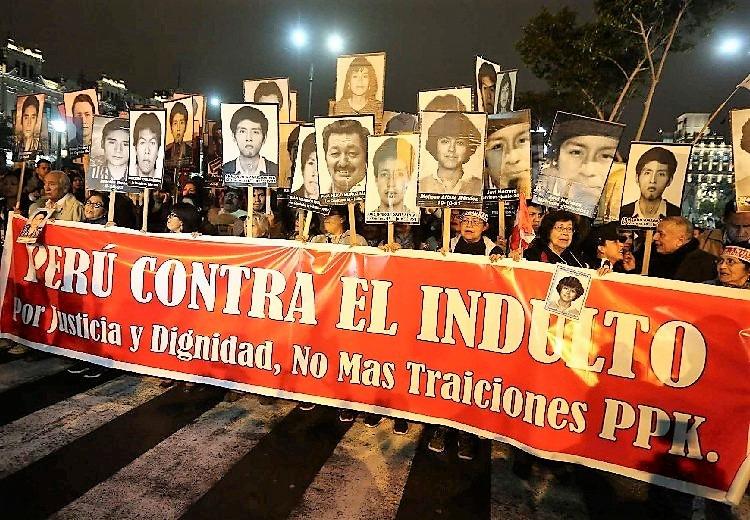 Demonstration Peru