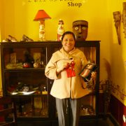 Frauen in Chachapoyas arbeiten für gerechten Handel