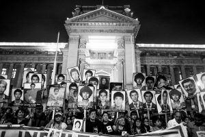Familien der Opfer