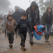 Vertriebene in Chiapas kehren in die Ungewissheit zurück