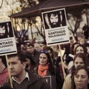 Santiago Maldonado: Jetzt zeigt die Militärpolizei an