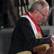 Der peruanische Präsident tritt zurück