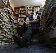 """Der """"Herr der Bücher"""" von Bogotá"""