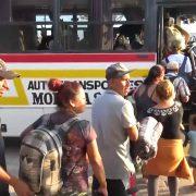 USA drohen, Soldaten an die mexikanische Grenze zu schicken