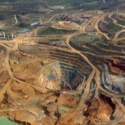 Waldflächen von Bergbau bedroht