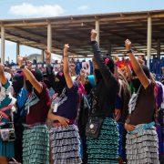 Bericht vom Zapatistinnentreffen in Chiapas