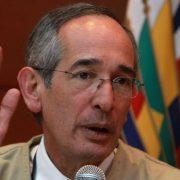 Ex-Präsident Álvaro Colom auf Kaution frei
