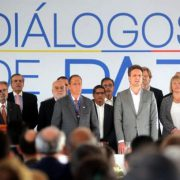 ELN und kolumbianische Regierung in Havanna