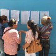 Halb Venezuela hat gewählt