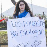 Nicaragua: Blutiger Angriff auf Zivilist*innen in Masaya