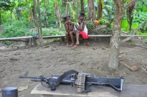 Waffen Kolumbien
