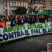 Für die Legalisierung der Abtreibung! Feminist*innen erobern wieder die Straßen von Buenos Aires