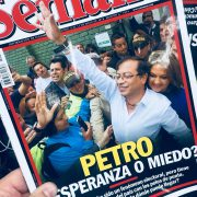 Duque und Petro im Wahlkampf-Endspurt