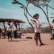 """Fotoreportage: """"Die Niemande"""" aus La Guajira, Kolumbien"""