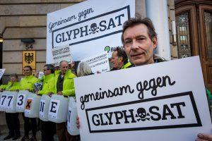 Proteste Glyphosat