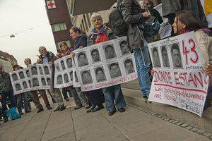 43 verschwundene Studenten