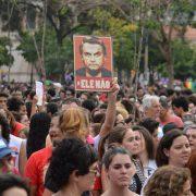 Frauen gegen Bolsonaro