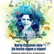 Honduras: Prozessauftakt im Mordfall Berta Cáceres