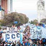 Argentinien: Zahlreiche Proteste gegen Regierung Macri