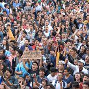 Streik der Studierenden an der UNAM