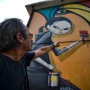 """""""Wandmalereien sind keine Gewalt"""""""